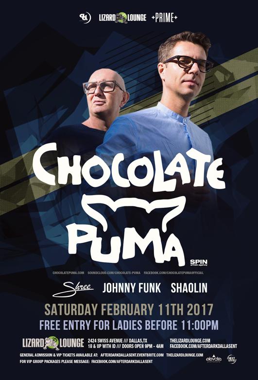 chocolate puma
