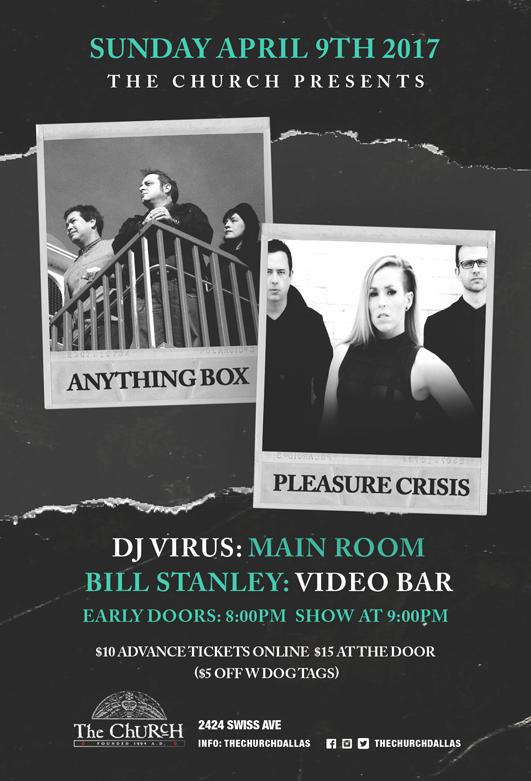 04.09.2017 - Anything Box w/ Pleasure Crisis