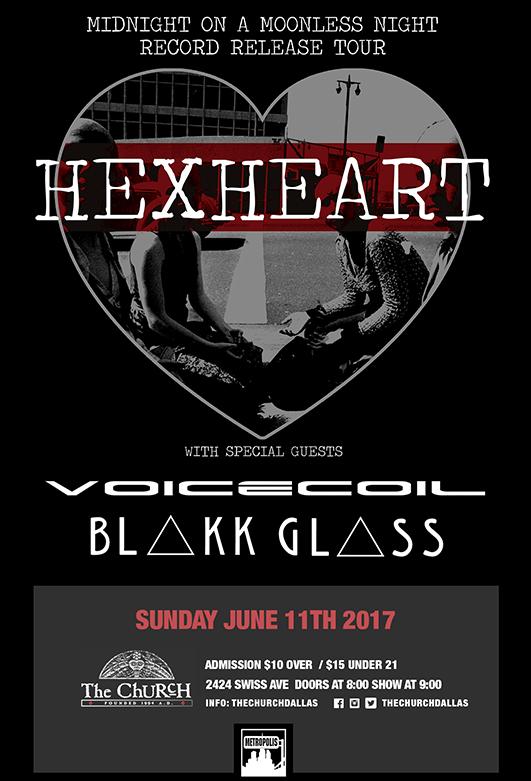06.11.2017 - Hexheart