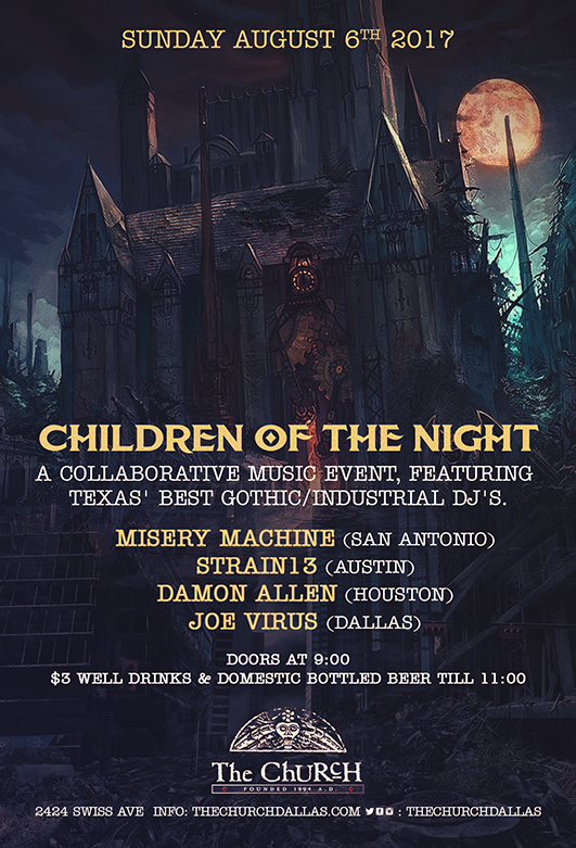 08.06.2017 - Children of the Night
