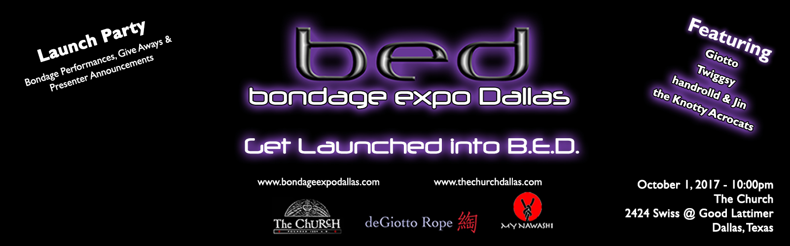 10.01.2017 - BED Launch Party