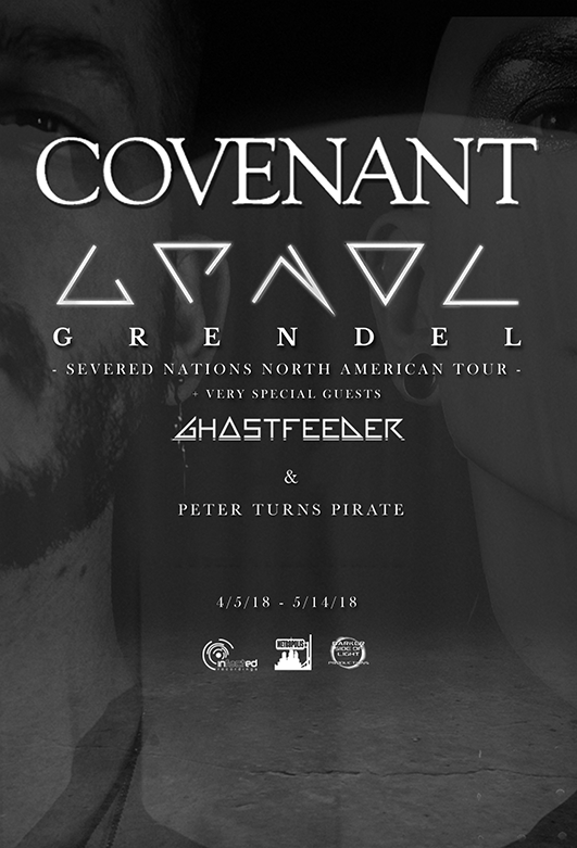 04.22.2018 - Covenant, Aesthetic Perfection & Grendel