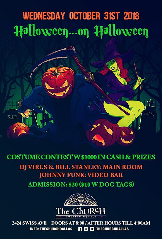 10.31.2018 - Halloween on Halloween