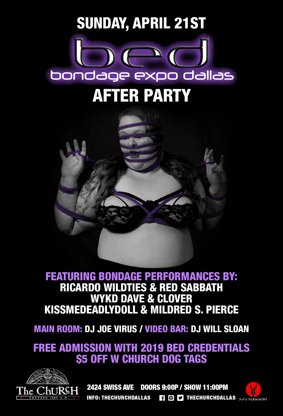 04.21.2019 - BED After Party